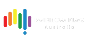 Rainbow Flag Logo